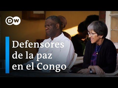 Lucha contra la violencia sexual en el Congo | DW Documental