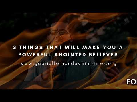 3 THINGS THAT WILL MAKE YOU SALTY, POWERFUL AND ANOINTED, Daily Promise and Prayer