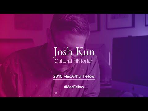 Cultural Historian Josh Kun | 2016 MacArthur Fellow
