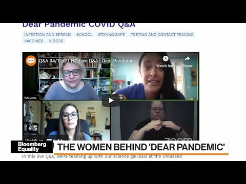 The Women Fighting Covid-19 Misinformation With Dear Pandemic