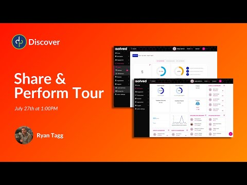DP Discover: Share & Perform Tour