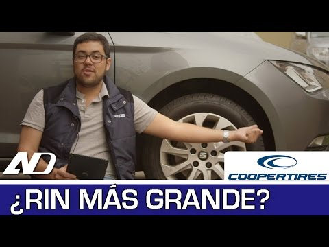 "¿Cómo crecer las llantas de mi auto"" - Cooper Consejos en AutoDinámico"