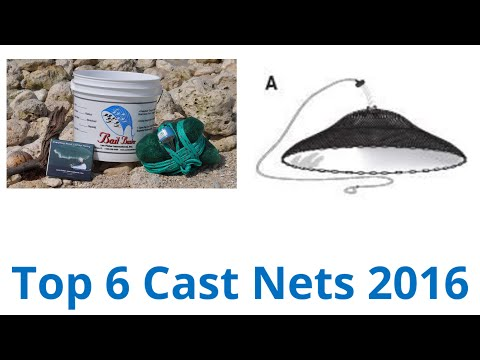 6 Best Cast Nets 2016 - UCXAHpX2xDhmjqtA-ANgsGmw