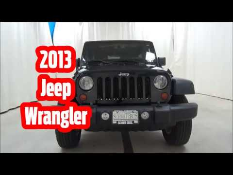2013 Jeep Wrangler at Schmit Bros in Saukville, WI!