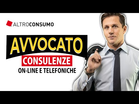 CONSULENZA LEGALE telefonica e online: diritti e vantaggi   Avv. Angelo Greco