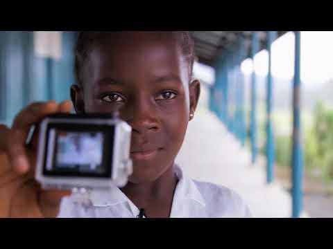 Meet Kema - Plan International sponsored child in Liberia