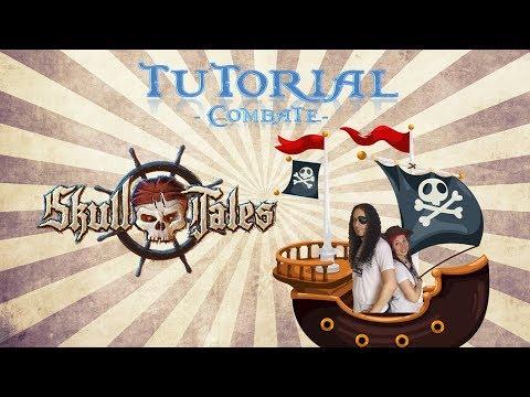 Skull Tales - Fase Aventura - Combate (Tutorial 05) - Yo Tenía Un Juego De Mesa #56