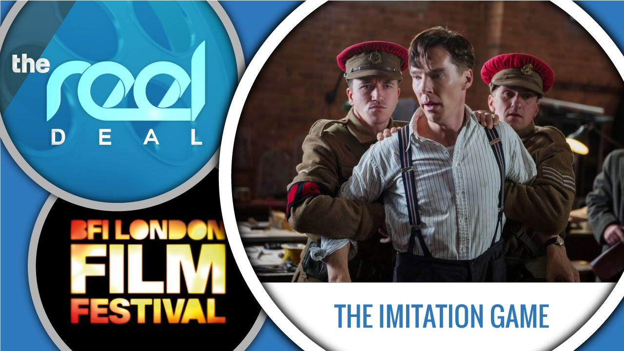 The Reel Review - The Imitation Game starring Benedict Cumberbatch