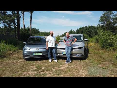Auta bez ściemy - Volkswagen ID.3 kontra Hyundai Ioniq 5