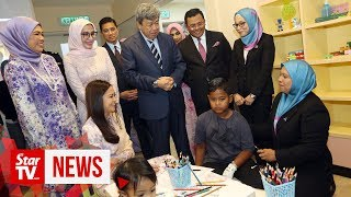 S'gor Ruler launches largest private hospital for women, children