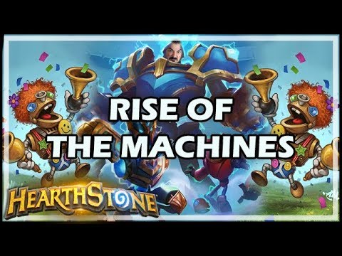 RISE OF THE MACHINES - Boomsday / Constructed / Hearthstone