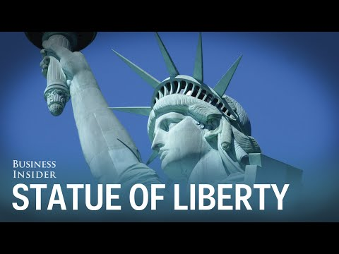 Statue of Liberty secrets - UCcyq283he07B7_KUX07mmtA