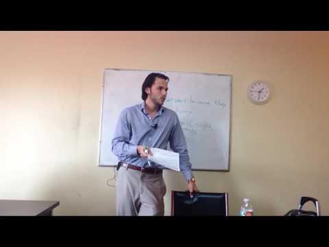 OTP English Lesson - Richard - Study Phase - Modal Verb Usages