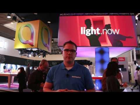 Alcatel A3 & A5 LED - Mobile World Congress 2017 (NL)