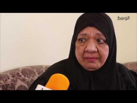 أم أنور 40 عاماً وهي تنتظر كلمة حنونة  من بناتها بعد سنوات من الهجر