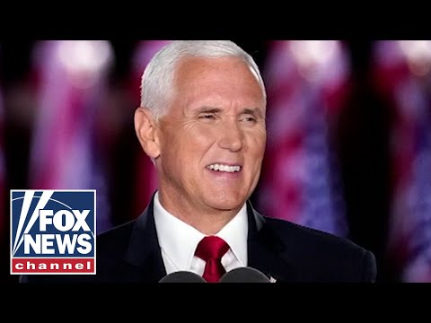 Pence participates in 'Make America Great Again!' event in Florida