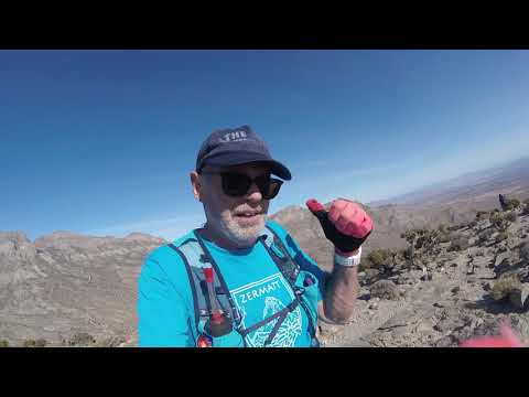 Turtlehead Peak Trail Run and Analysis (Red Rock Canyon Conservation Area)