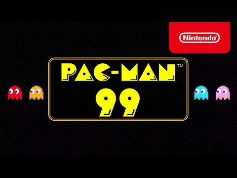 PAC-MAN 99 ? Ab 8. April! (Nintendo Switch)