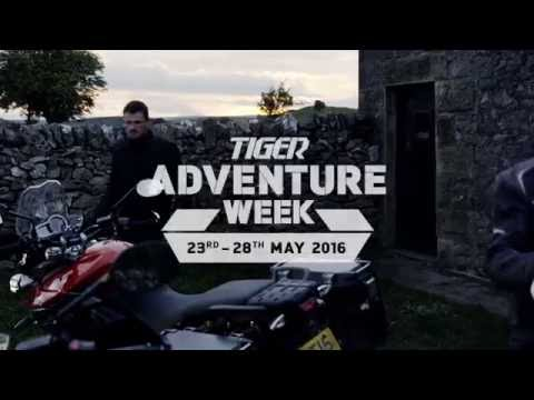Triumph Tiger Adventure Week