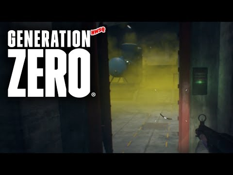 HWSQ ? 306 • GAS-MASKE WOFÜR!?!? • Let's Play GENERATION ZERO [011]