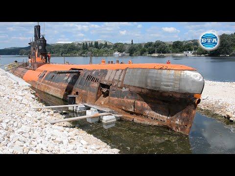 """BTA: Подводница """"Слава"""" става музей от 18 август 2020"""