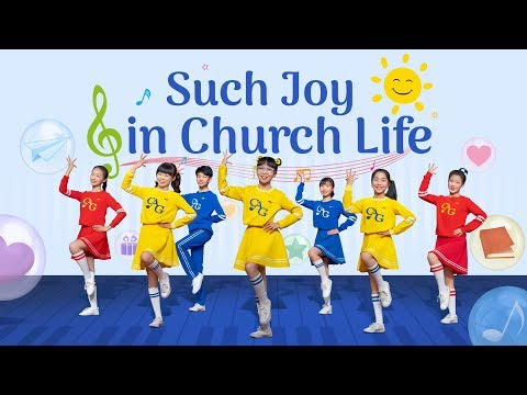 Kids Dance  Worship Song