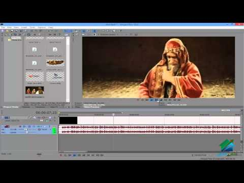 Sony Vegas | Aldarayn Academy | Lecture 11