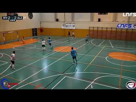 Rivas Futsal - Alzira FS Jornada 1 Grupo D Segunda División Temp 20 21