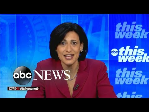 'This is not permission for widespread removal of masks': Dr. Rochelle Walensky | ABC News
