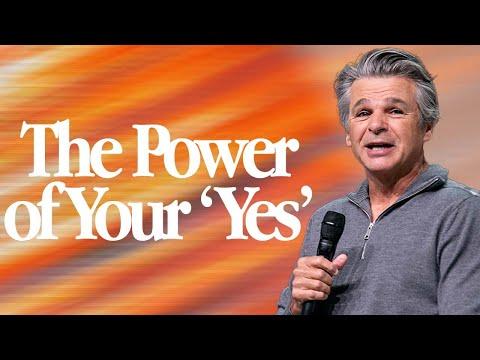 The Power of Your 'Yes'  Pastor Jentezen Franklin