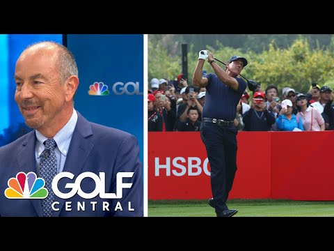 What will Phil Mickelson do in 2020? | Golf Central | Golf Channel
