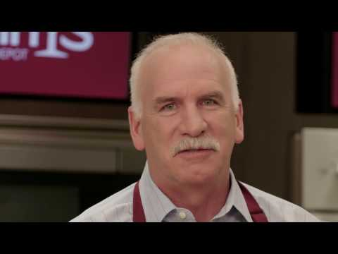 """""""Coach Quenneville's Third Cooking Class"""" Commercial Video"""