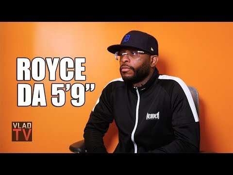 Royce da 5'9 on Meeting Eminem in '97, Proof Stopping Eminem from Quitting (Part 5)