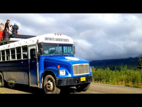 Camping Tour Alaska