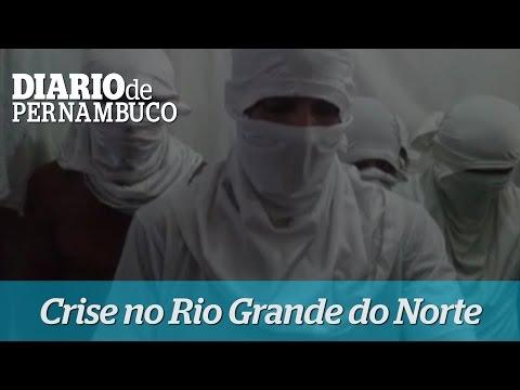 Governo do RN decreta calamidade em meio a motins de pres�dios
