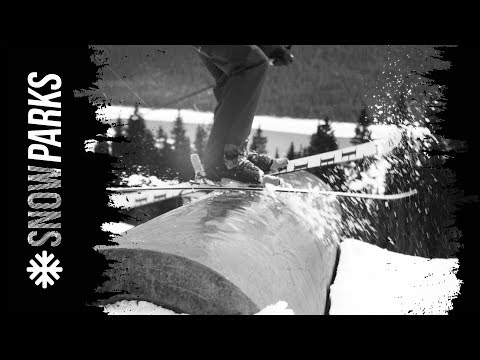 SkiStar Snow Parks - How to - 270 rail