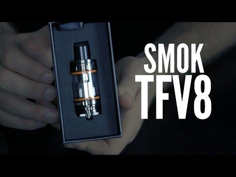 SMOK TFV8 CLOUD BEAST [Product Spotlight]