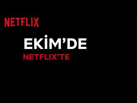 Bu ay Netflix Türkiye'de neler var?   Ekim 2020
