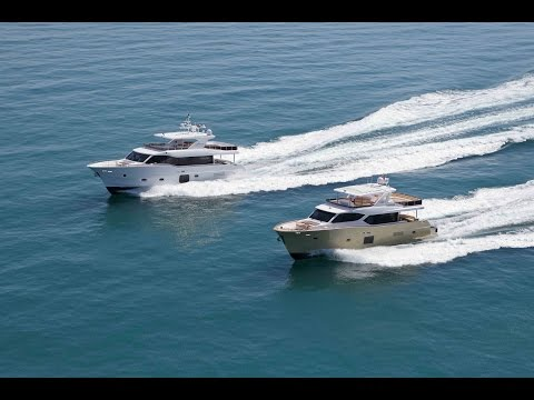 Gulf Craft's Nomad Yachts