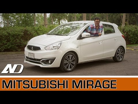 Mitsubishi Mirage - La alternativa al transporte público