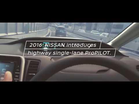 Nissan Intelligent Mobility | Chuyển động thông minh - Life with Nissan ProPILOT