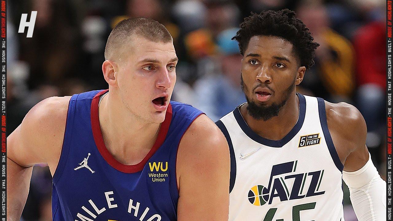 Denver Nuggets vs Utah Jazz – Full Game Highlights | October 26, 2021 | 2021-22 NBA Season