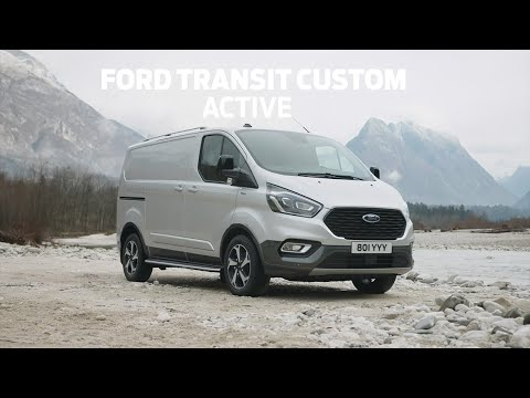 Ford Transit Custom Active  and Ford Tourneo Custom Active