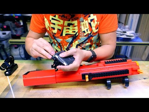 Making of Our GoPro + Gimbal + NERF Video Test - UCiDJtJKMICpb9B1qf7qjEOA