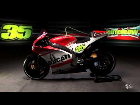 MotoGP - An Introduction to Cal Crutchlow and the Ducati GP14