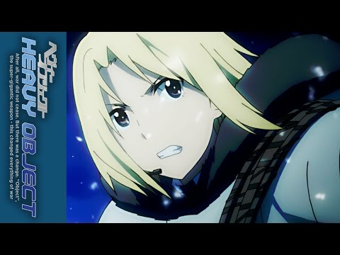Heavy Object: Season One, Part Two – Available Now