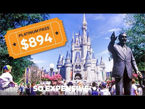 Why Disney World Is So Expensive | So Expensive - UCcyq283he07B7_KUX07mmtA