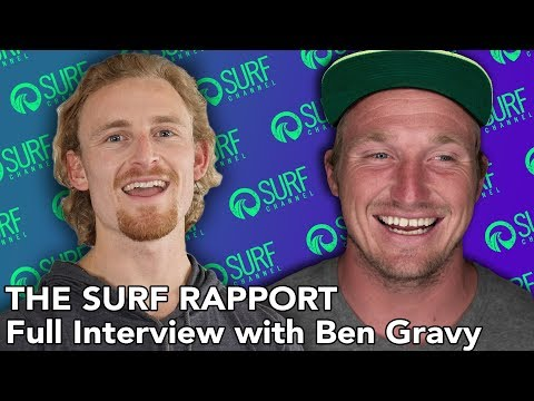 The Surf Rapport | Full Interview with Ben Gravy