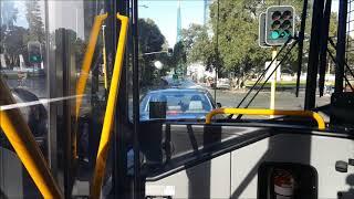 [Transperth] Emergency Detour Through Barrack Street,Perth CBD