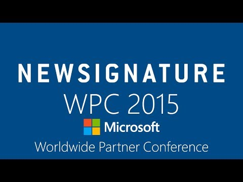 Dot Net Solutions (now New Signature) @ WPC